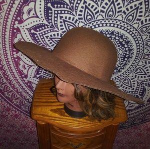 NWOT Brown Sun Hat